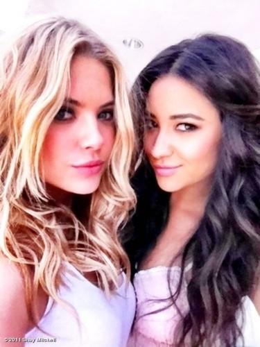 Ash and Shay♥