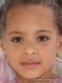 BEYONCE an jay-z  BABY morph - beyonce photo
