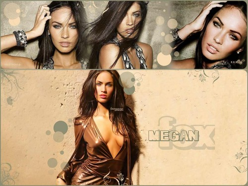 Beautiful Megan ! - megan-fox Wallpaper