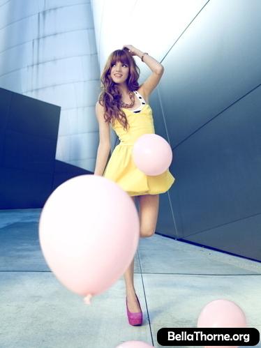 bella thorne fondo de pantalla with a meteorological balloon entitled Bella Thorne 2011 PhotoShoot