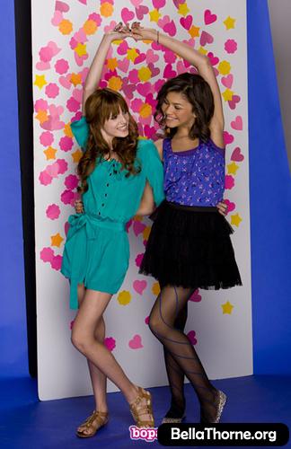 Bella and Zendaya new PhotoShoot