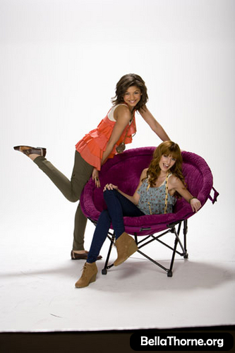 Bella and Zendaya new PhotoShoot