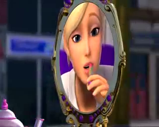 Blair Puts Lip Gloss In Her Lips! - barbie-princess-charm-school Photo