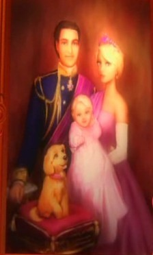 Blair WIth Her Real Family!