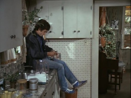 Starsky and Hutch (1975) wallpaper with a kitchen entitled Breakfast
