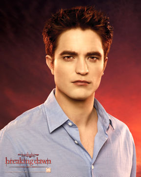 Edward Cullen fond d'écran probably with a portrait called Breaking Dawn promo pics