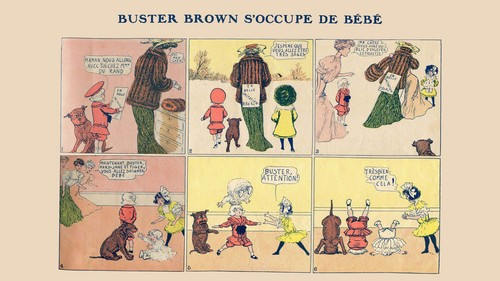 Buster Brown chez lui - 02