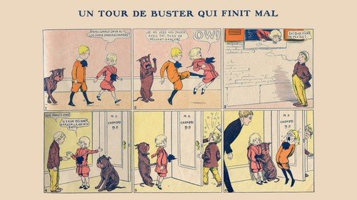 Buster Brown chez lui - 03