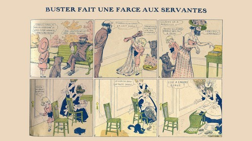 Buster Brown chez lui - 07
