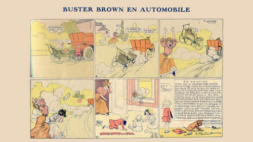 Buster Brown chez lui - 08