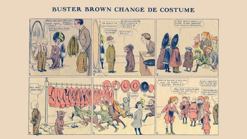 Buster Brown chez lui - 09