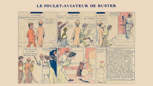 Buster Brown chez lui - 11