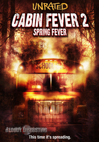 cabin, kibanda Fever 2