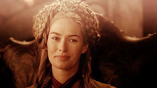 Cersei Lannister Fan Art