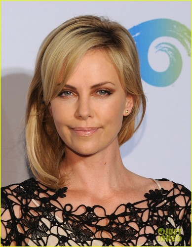 Charlize Theron: Africa Outreach Project Benefit!