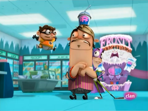 Fanboy and Chum Chum Club wallpaper called Chum Chum, Boog and Fanboy