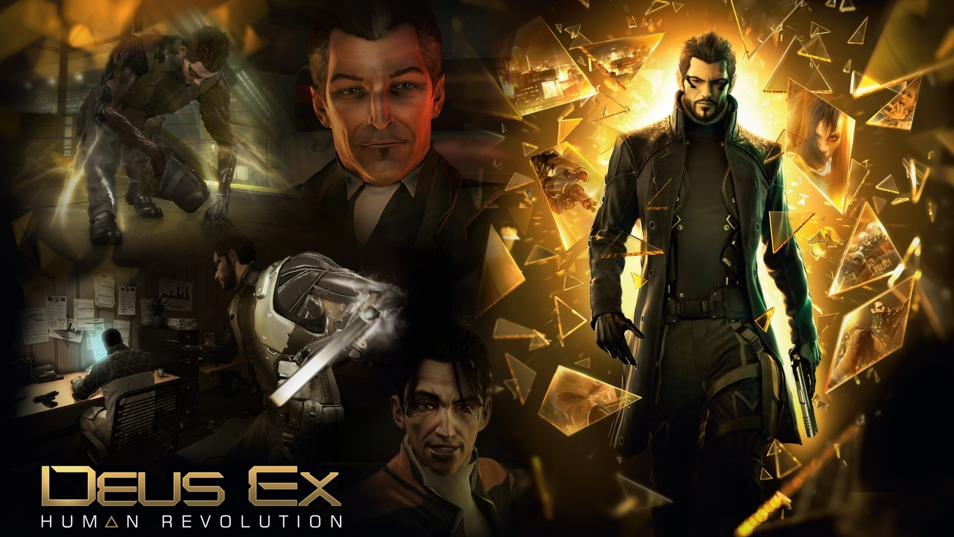 pritchard deus ex dating service Polygon reports that the first dlc for deus ex: mankind divided will be out on september 23 - it is called system rift.
