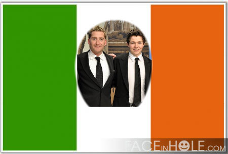 Damian Mcginty & Paul Byrom