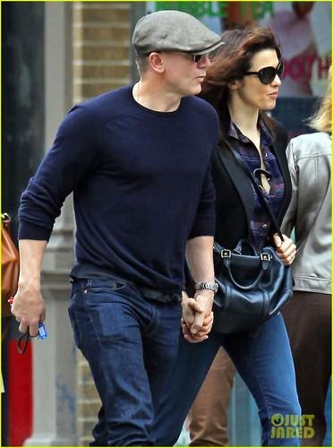 Daniel Craig & Rachel Weisz: Midtown Mates