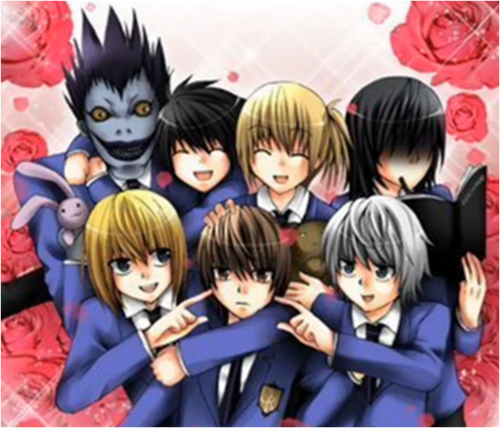 Death Note- Ouran Style!