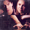 Delena! I Promise U I'll Never Leave U Again  The Reckoning (S3) #5 100% Real  - allsoppa fan art