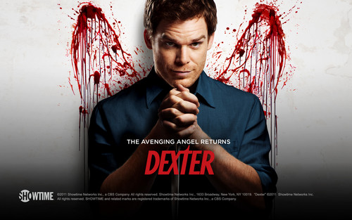 Dexter Wallpaper Probably Containing A Portrait Called