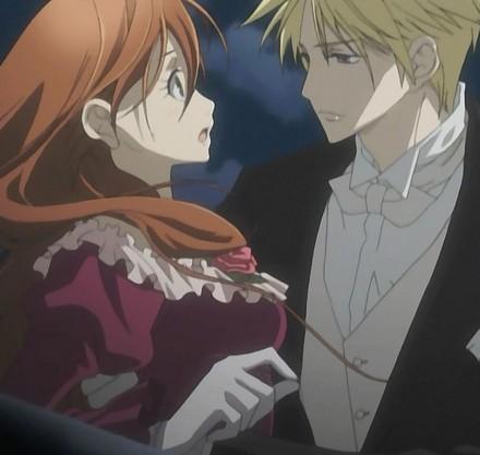 Edgar and Lydia<3