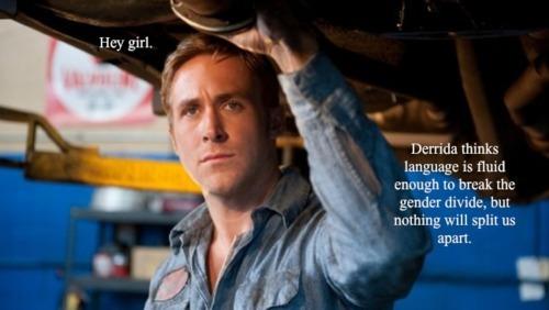 Feminist Ryan oison, gosling