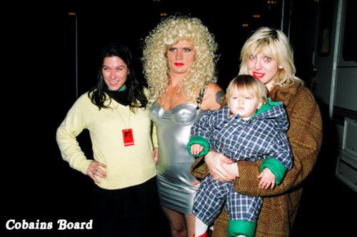 Frances haricot, fève Cobain