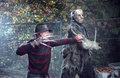 Freddy vs Jason - horror-legends screencap