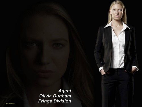Fringe wallpaper with a business suit, a well dressed person, and a suit titled Fringe