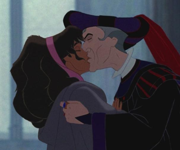 Frollo X Esmeralda