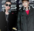 G-Dragon and T.O.P