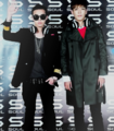 G-Dragon and T.O.P - gd-and-top photo