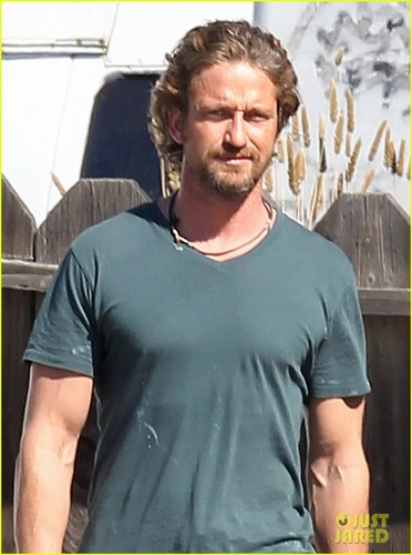 Gerard Butler in Talks for 'Hunter Killer' Lead Role