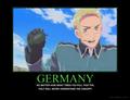 Germany - Hetalia - anime fan art