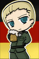 Germany - Hetalia - anime fan art