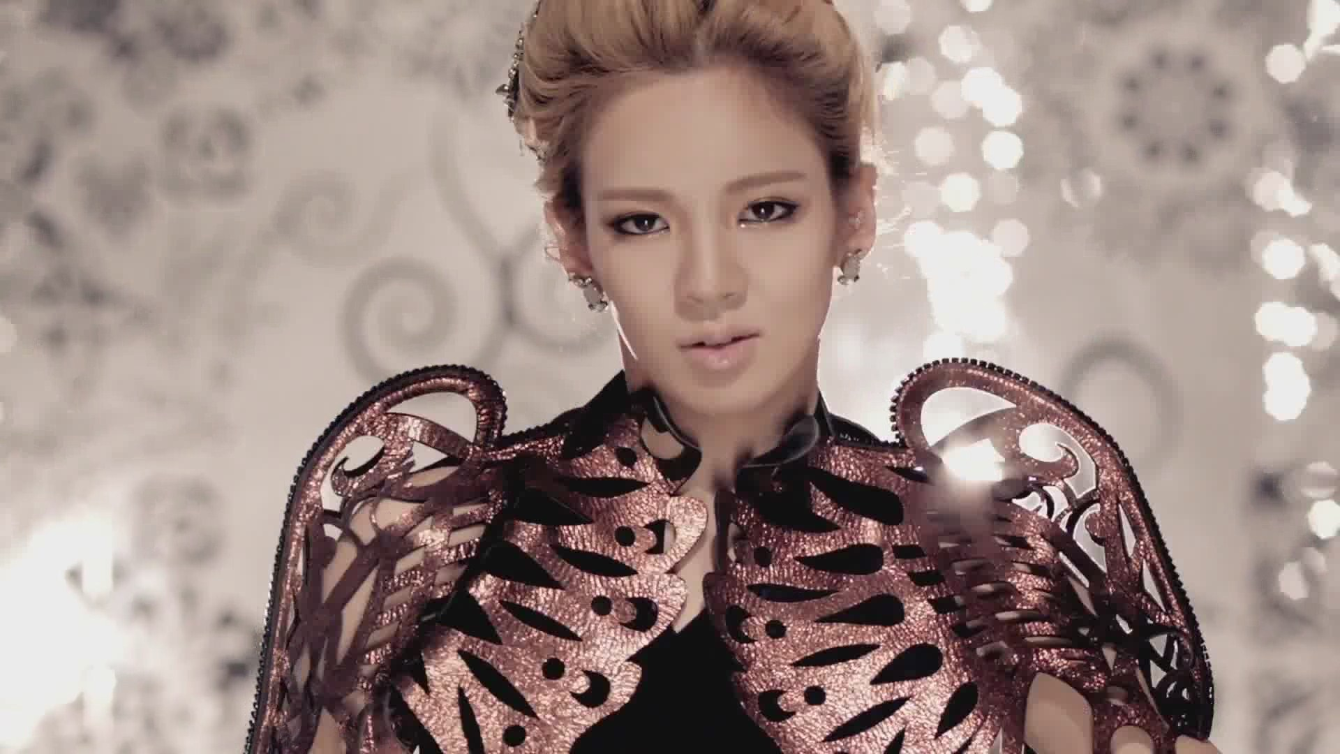 Kpop girls generation hyoyeon the boys mv teaser