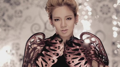 "Girls' Generation Hyoyeon ""The Boys"" MV Teaser"