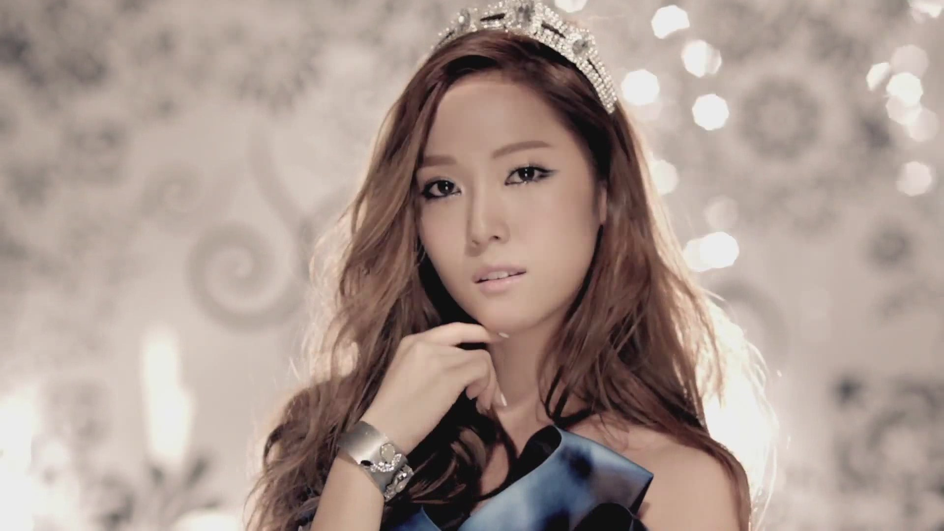 Kpop girls generation jessica the boys mv teaser