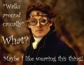 Goggles - ichabod-crane-sleepy-hollow photo