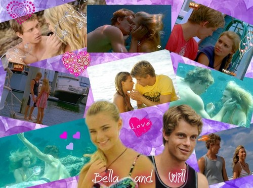 H2O Bella and Will