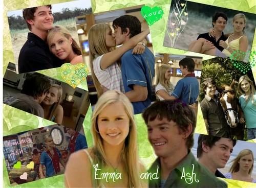 H2O Emma and Ash