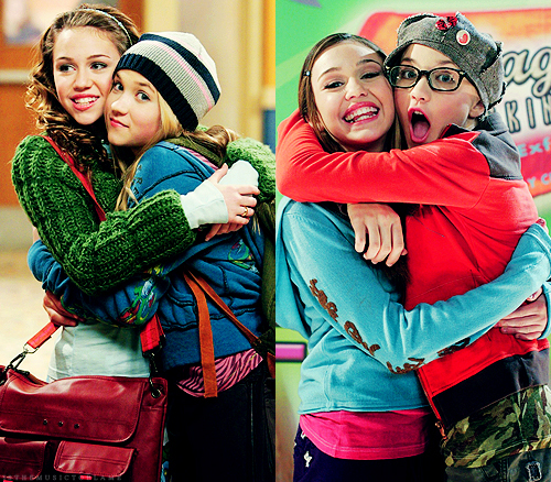 Miley & Lily