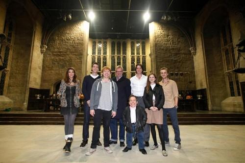 Harry Potter Leavesden Studio tour