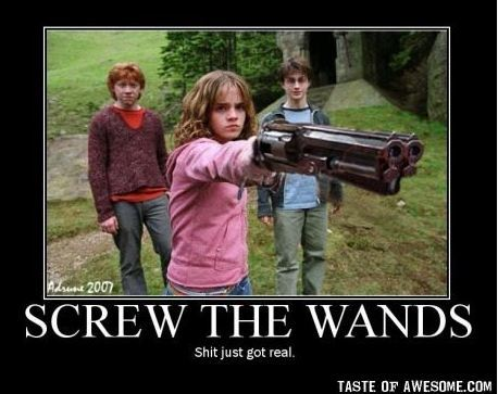 Hell yeah Hermione