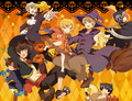 Hetalia Axis Powers - Incapacitalia Halloween