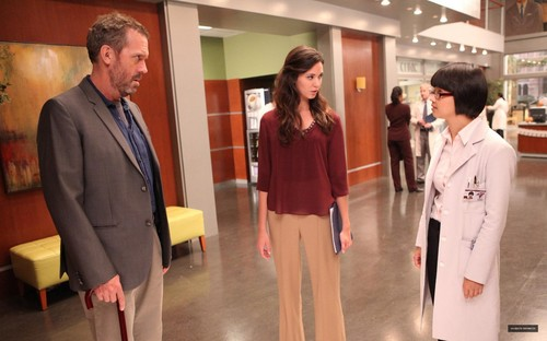 House M.D. 8x04 Risky Business