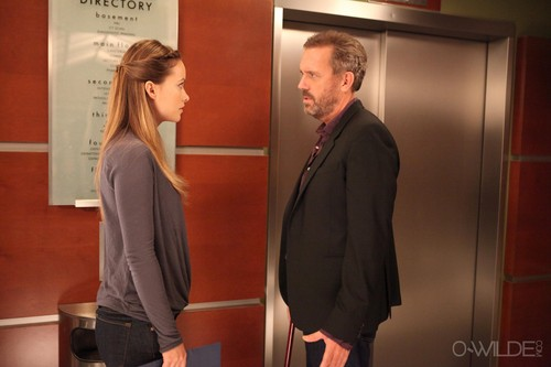 House MD: 8.03 'Charity Case' Promotional تصاویر