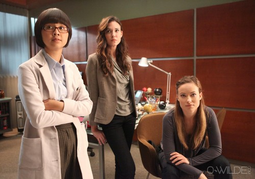 House MD: 8.03 'Charity Case' Promotional 照片